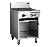 Cobra 'CB6' Gas Barbecue with Open Cabinet Base