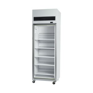 SKOPE Single Glass Door Upright Freezer