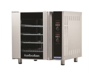 Turbofan full size tray, Electric Convection Oven