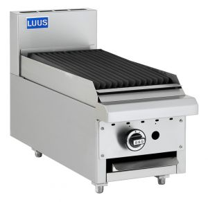 LUUS 300mm wide Benchtop BBQ BCH-3C-B