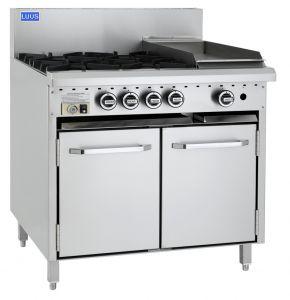 LUUS 'CRO-4B3C' Oven