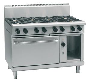 Moffat Waldorf 8810 Series RN8810GC Gas Range Convection Oven -