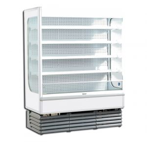 Five Deck Open Case Display Shelly - 1800mm-