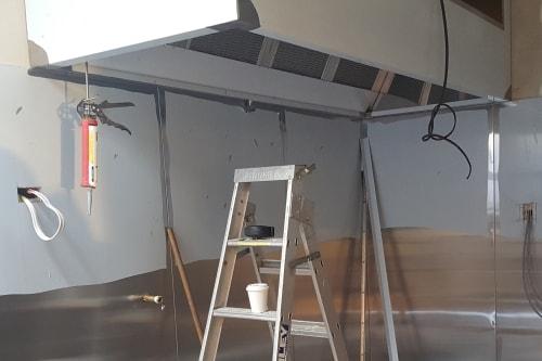 Commercial kitchen contractors Melbourne